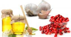 Клюква с медом: полезные свойства