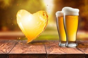 Сердцу болит от пиво