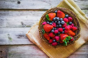 Какие овощи и фрукты чистят сосуды
