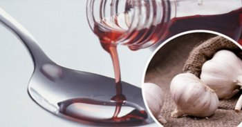 Красное вино с чесноком влияние на организм