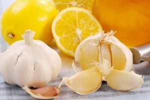 Лимон чеснок и сельдерей для суставов