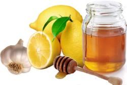 Чеснок лимон мед настой какие пропорции