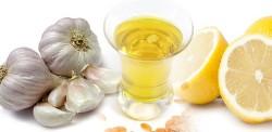 Как сделать смесь лимон чеснок мед