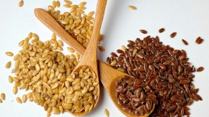 Очищение сосудов семенами льна