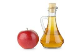 Яблочный уксус для сосудов