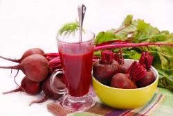 Свекольный сок для гемоглобина