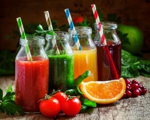 Какие соки могут поднимать гемоглобин в крови — Топ 7 самых полезных