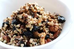 Грецкие орехи от анемии