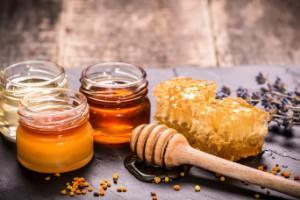 Вид меда при анемии