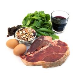 Питание при низком гемоглобине у взрослых меню