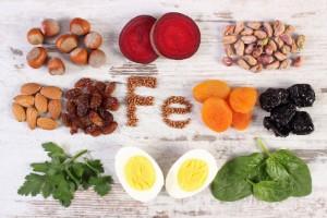 Как повысить гемоглобин продуктами питания