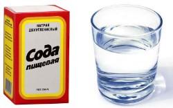 Сода для печени польза и вред