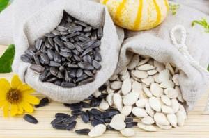 Тыквенные семечки для печени вред и польза