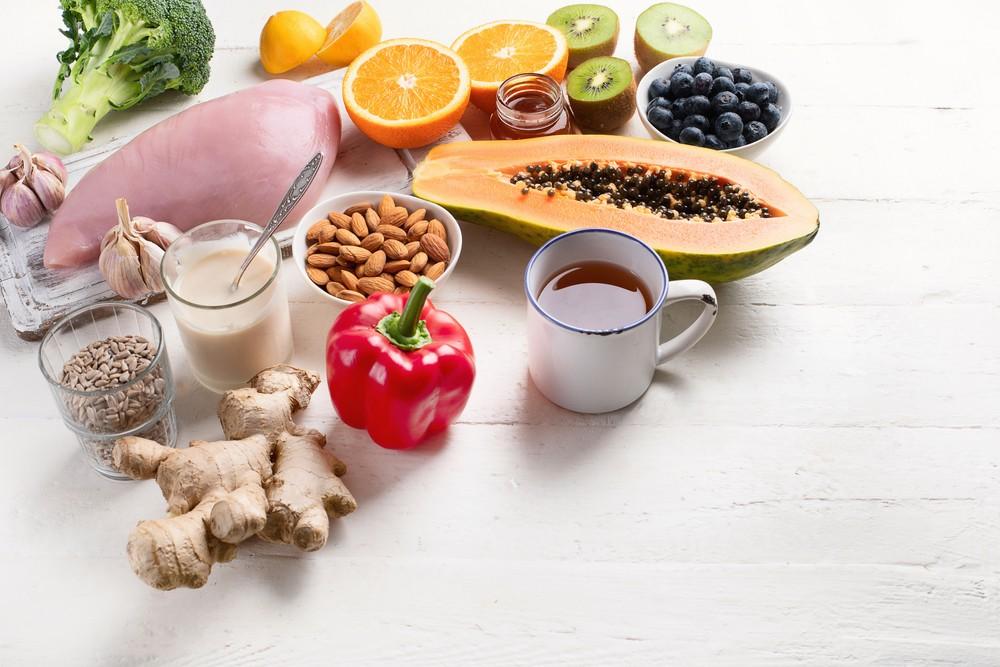 Диета для иммунитета. Что надо кушать чтобы повысить иммунитет. Питание