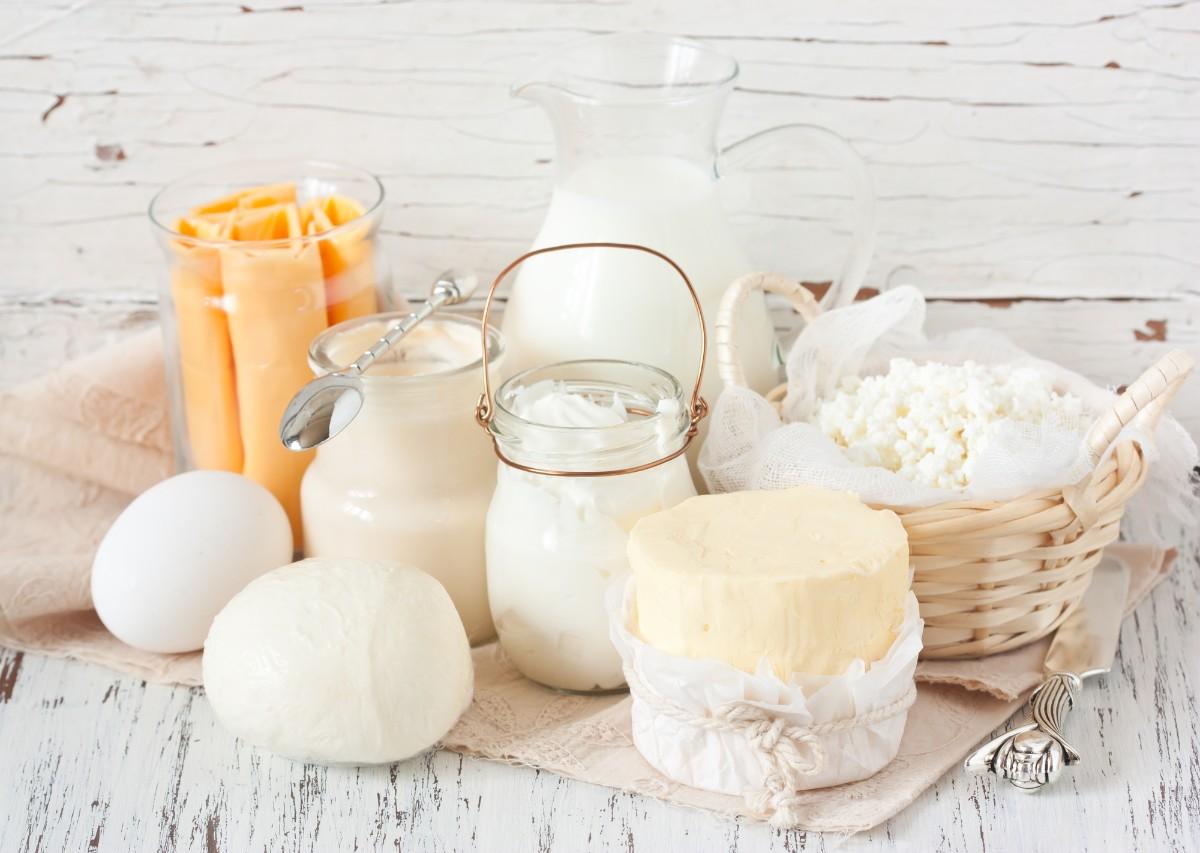 Можно ли есть молочные продукты
