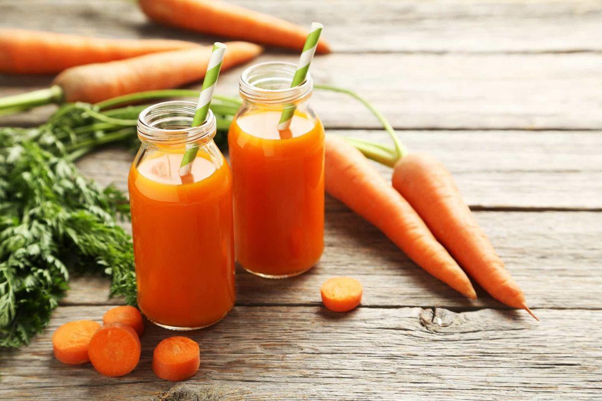 морковый сок